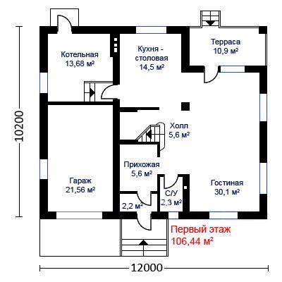 Что лучше одноэтажный дом или коттедж с мансардой 46